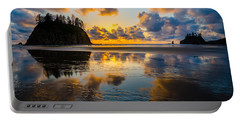 Olympic Sunset Glow Portable Battery Charger