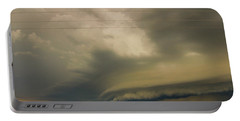 Ominous Nebraska Outflow 007 Portable Battery Charger