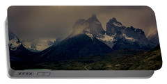 Ominous Peaks Portable Battery Charger by Andrew Matwijec