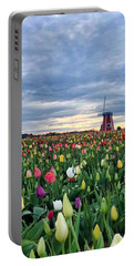 Ominous Spring Skies Portable Battery Charger