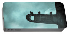 Ominously Seatlle  Portable Battery Charger