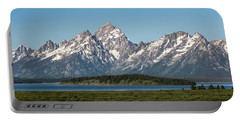 Portable Battery Charger featuring the photograph On A Clear Day by Jan Davies