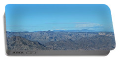 Portable Battery Charger featuring the photograph On A Clear Day You Can See Nevada by John Glass