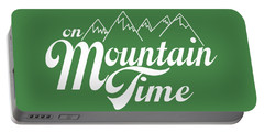 On Mountain Time Portable Battery Charger
