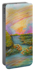 On My Way Portable Battery Charger by Holly Carmichael