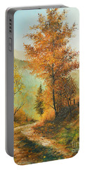 On My Way Home Portable Battery Charger by Sorin Apostolescu