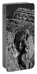 On Sandia Mountain Portable Battery Charger