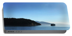 On The Way To Orcas Portable Battery Charger