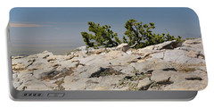 On Top Of Sandia Mountain Portable Battery Charger