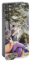 On Tulequoia Shore Portable Battery Charger