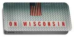 On Wisconsin  Portable Battery Charger