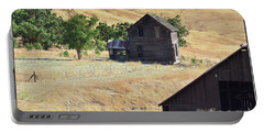 Once Upon A Homestead Portable Battery Charger