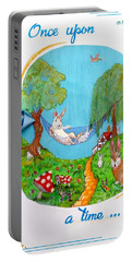 Once Upon A Time Portable Battery Charger