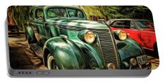 One Cool 1937 Studebaker Sedan Portable Battery Charger