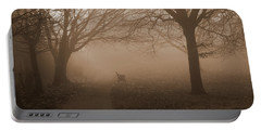 One Foggy Morning Portable Battery Charger
