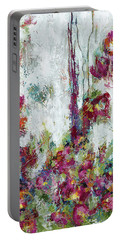One Last Kiss Portable Battery Charger by Kirsten Reed