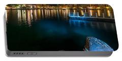 One Night In Portofino - Una Notte A Portofino Portable Battery Charger