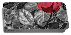 One Rose Portable Battery Charger