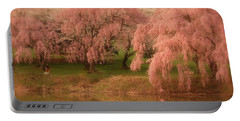 One Spring Day - Holmdel Park Portable Battery Charger