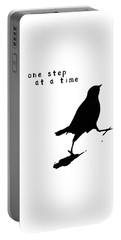 One Step At A Time Wee Bird Portable Battery Charger