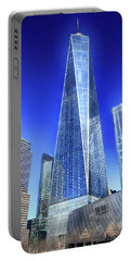 Standing Tall Portable Battery Charger by Dyle Warren