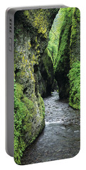 Oneonta Creek And Gorge Portable Battery Charger