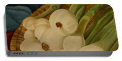 Onions Portable Battery Charger