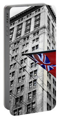 Ontario Flag Portable Battery Charger