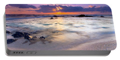 O'oma Beach Sunset Portable Battery Charger