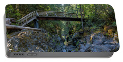 Opal Creek Bridge Portable Battery Charger