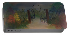 Open Gate Portable Battery Charger