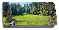 Open Meadow- Portable Battery Charger