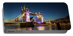 Open Tower Bridge London  Portable Battery Charger