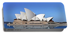 Opera House Portable Battery Charger