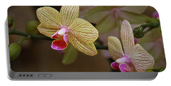 Opulent Orchids Portable Battery Charger