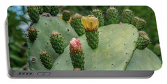 Opuntia Cactus Portable Battery Charger