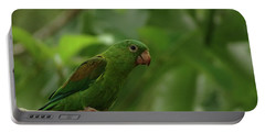 Orange-chinned Parakeet  Portable Battery Charger