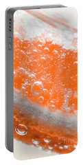 Orange Martini Cocktail Portable Battery Charger