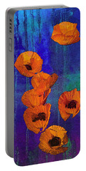 Secondary Colors Mixed Media Portable Battery Chargers