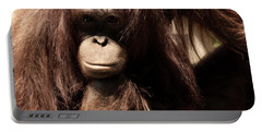 Orangutan Pose Portable Battery Charger