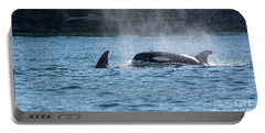 Orca Blowing Portable Battery Charger