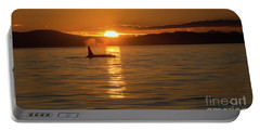 Orca Sunset Portable Battery Charger
