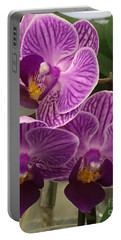 Orchid Delight Portable Battery Charger