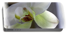 Orchid For Valentines Day Portable Battery Charger