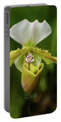 Orchid Portable Battery Charger by Jocelyn Kahawai