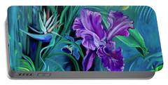 Orchid Jungle Portable Battery Charger