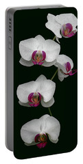 Orchid Sequence  Portable Battery Charger