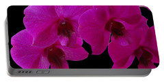 Orchid Song Portable Battery Charger