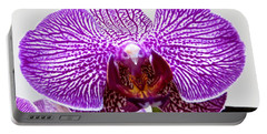 Orchid Portable Battery Charger by Tim Townsend