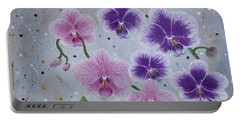 Orchids Galore Portable Battery Charger